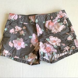 Old Navy Floral Short